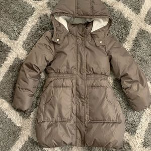 **GIRLS COAT** OLD NAVY BRAND Size: 6-7/Small